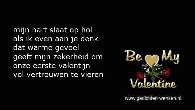 Eerste Valentijn Samen Gedichten Over Liefde 1ste