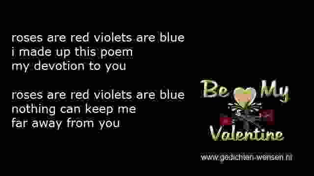 Engelse Korte Gedichten Valentijn En Liefdesgedichten Valentijnsdag