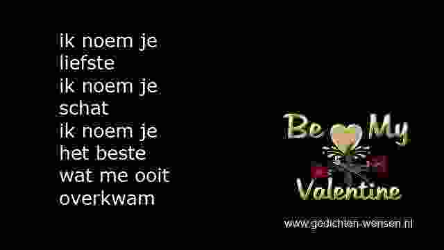 Korte gedichten liefde