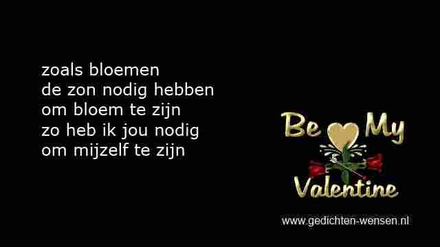 Gedicht humor valentijn