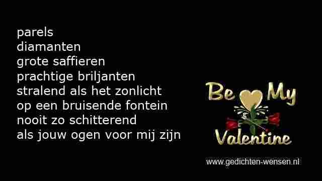 Valentijn Versjes Kind En Gedichtjes Van Peuters