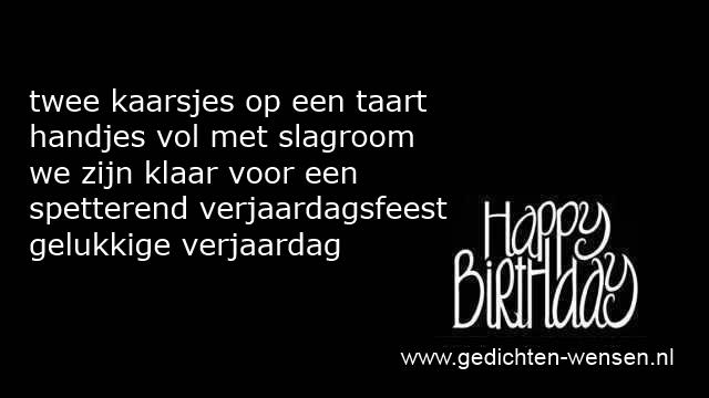 Teksten verjaardag 2 jaar jongen of twee jarig meisje - Twee meisjes en een jongen ...